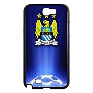 Generic Case Manchester City logo For Samsung Galaxy Note 2 N7100 B6K167819