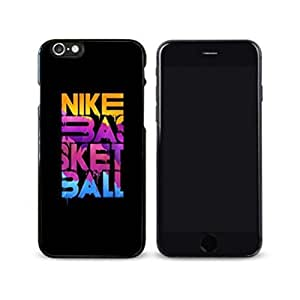 Just Do it Nike logo image Custom iPhone 6 - 4.7 Inch Individualized Hard Case Kimberly Kurzendoerfer