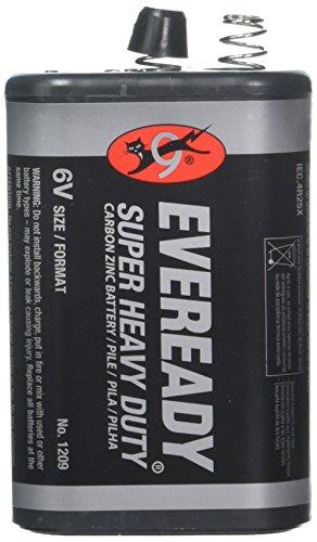 Eveready Hd 6v Lantern - Eveready Torch