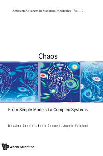 Chaos: From Simple Models to Complex Systems (Advances in Statistical Mechanics)