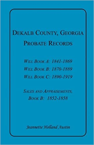 dekalb county georgia marriage records