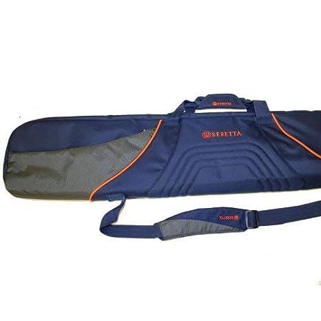 Beretta Futteral Uniform Pro - Funda Flexible para Rifles de Caza, Color Azul, Talla 138 x 30 x 10 cm