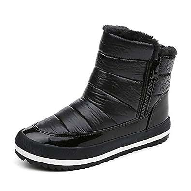 Amazon.com: Fumak Women Boots 2017 Warm Winter Boots Women