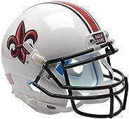NCAA Unisex Schutt NCAA Louisiana-Lafayette Ragin Cajuns Mini Authentic XP Football Helmet