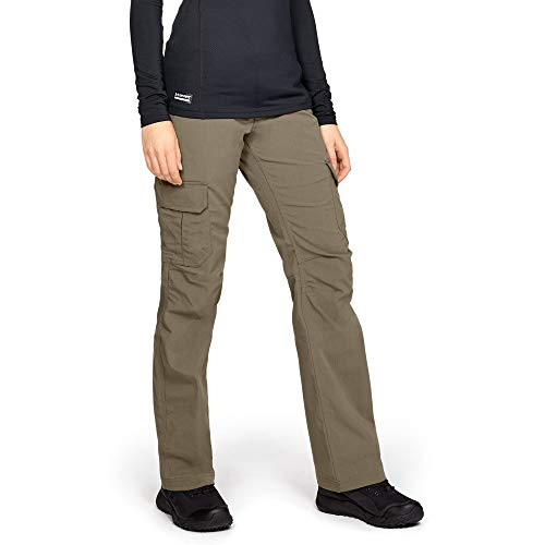 (Under Armour Women's Tactical Patrol Pants, Bayou, 8)