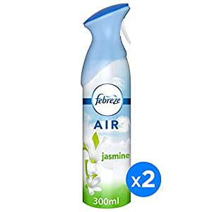 Febreze Jasmine Air Freshener 300 ml Dual Pack @35% off