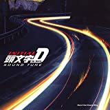 INITIAL D THE MOVIE: SOUND TUNE(CD only)