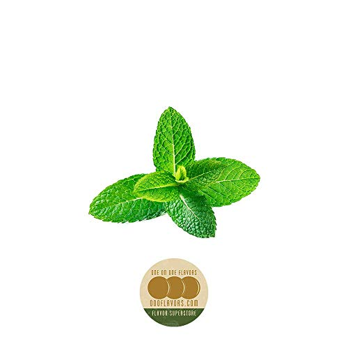 OOOFlavors Menthol Flavored Liquid Concentrate Unsweetened (30 ml)