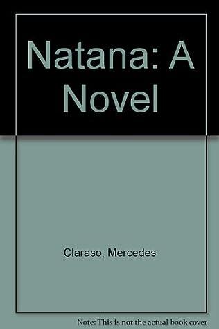 book cover of Natana