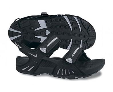Shoes Sandals Amazon Uk9 4 Blackgrey co Nike Men's uk Santiam TwqzCz