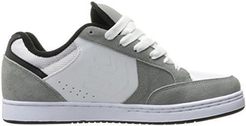 Etnies Swivel,Men's Skateboarding Shoes Grey (Grey/White)