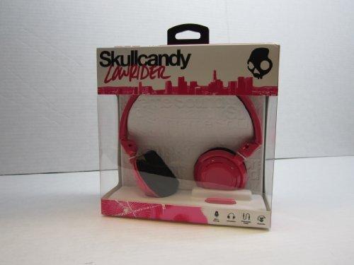 Skullcandy Lowrider Headphones with In-Line Mic S5LWFY-274 (pink)