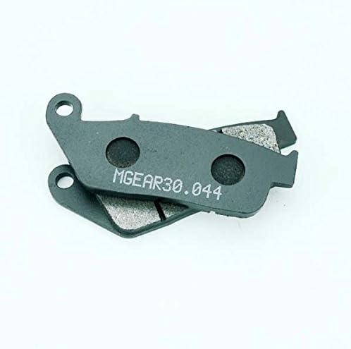 MetalGear Bremsbel/äge vorne L//R f/ür Honda CB 600 S Hornet PC36 2000-2004