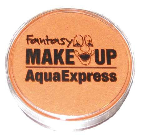 PINTURA corporal maquillaje Aqua sombra de l agua máscara facial – marrón indio