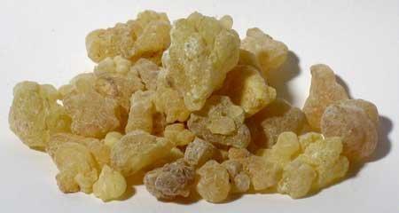 New Age Frankincense Tears Granular Incense 1.5 oz - incensecentral.us