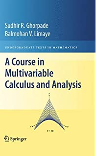 Complex analysis undergraduate texts in mathematics amazon a course in multivariable calculus and analysis undergraduate texts in mathematics fandeluxe Gallery