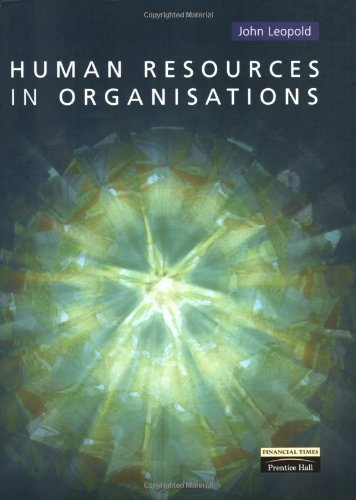 Human Resources in Organisations: An Integrated Approach
