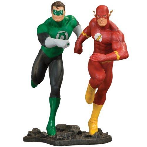DC Comics Justice League of America Build A Scene Statue Part 3 ()