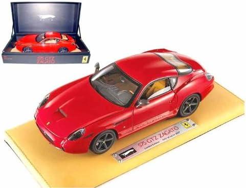 ダイキャストカー フェラーリ 575 GTZ Zagato Super Elite Edition 1/18