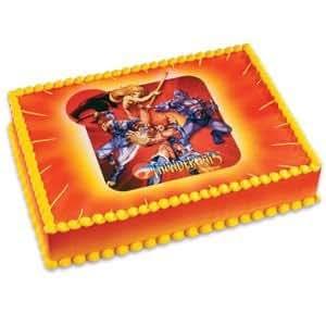 Thundercats Cake Topper