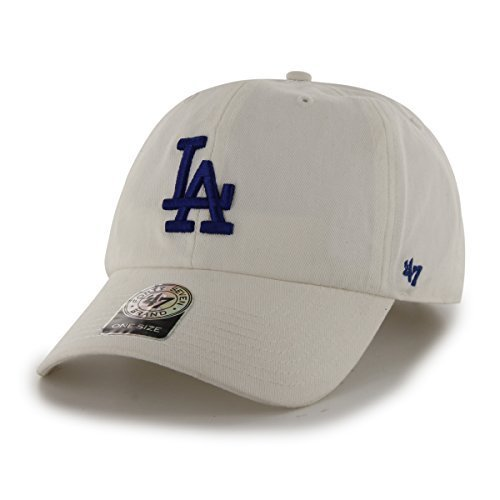 MLB Los Angeles Dodgers Embroidered Front Logo Relaxed Cap by '47 Brand