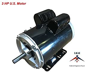 3 hp 3450 rpm electric motor compressor duty for Compressor duty electric motors