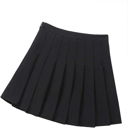 Amazon.com: Little Big Girls' Kid Pleated Mini Short Skort School Dresses  Tennis Scooters Skirts: Clothing