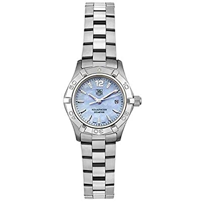 TAG Heuer Women's WAF1417.BA0812 2000 Aquaracer Watch