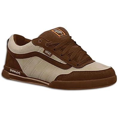 d00fe19ad9 Vans Rowley XL3 Espresso Khaki Burnt Orange Espresso Shoe 55629 - UK8.5   Amazon.co.uk  Shoes   Bags