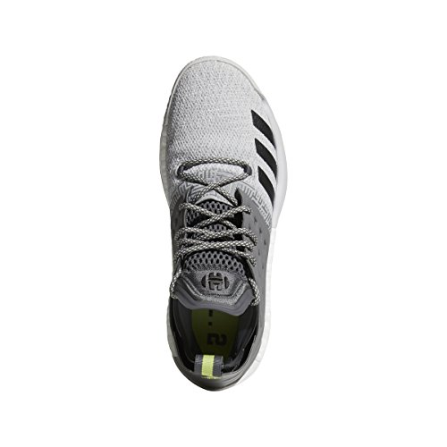 "adidas Harden Vol. 2""Concrete Shoe - Men's Basketball 13 Grey Five/Grey Four"
