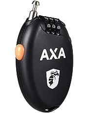 AXA Kabelslot Roll kabelslot, zwart, 60 x 10 x 10 cm
