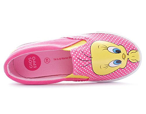 Gioseppo Looney S8 bambina, , sneaker slip on