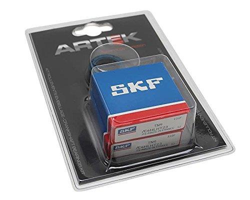 Kurbelwellenlager Satz ARTEK K1 Racing SKF Polyamid f/ür Derbi Senda