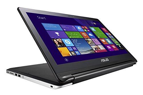 ASUS Flip Laptop Intel Black