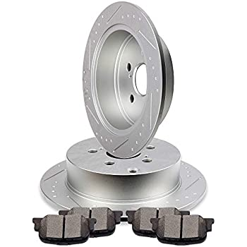 Bosch BP972 QuietCast Brake Pad Set