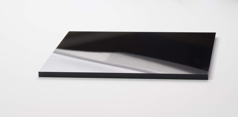 5mm Black Gloss Acrylic A1 A2 A3 A4 A5 /… Black Gloss Acrylic, A3 297mm x 420mm Various Sizes
