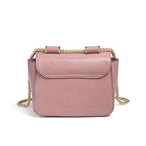 bandolera Mujer De Mini bolso Tote HRCbibi,Bolsos Bolsas Mujer rosa Bolsos de Bolso mano De Hombro Mujer g7qFPxaW4