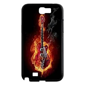 C-Y-F-CASE DIY Design Rock and Roll Pattern Phone Case For Samsung Galaxy Note 2 N7100
