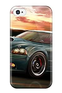 High Quality Dodge Charger Car Case For Iphone 4/4s / Perfect Case