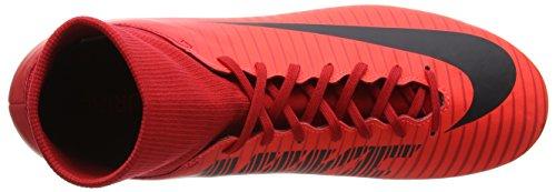 Nike Herren Mercurial Victory VI DF SG Fußballschuhe Rot (University Redblackbright Crimson)