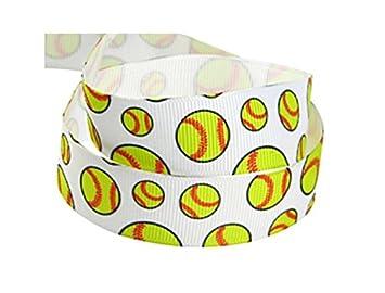 Softball Ribbon | eBay