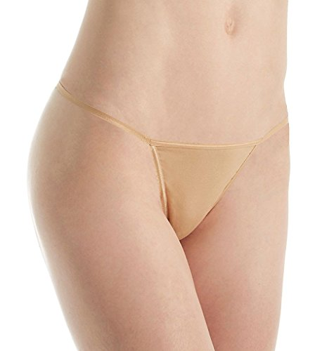 Cosabella Women's Talco g-string Panty, Nude, One Size