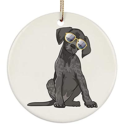 German-Shorthaired-Pointer-Dog-Christmas-Tree-Ornaments-Decorations-Dog-Lover-Gifts-R8255A