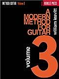 Modern Method for Guitar, W. Leavitt, 0793525985