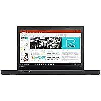 Lenovo ThinkPad L470 20J5S0G500 14 HD LCD Notebook - Intel Core i5 [7th Gen] i5-7200U Dual-core 2.50 GHz - 8 GB DDR4 SDRAM 500GB HDD Windown 10 rpo