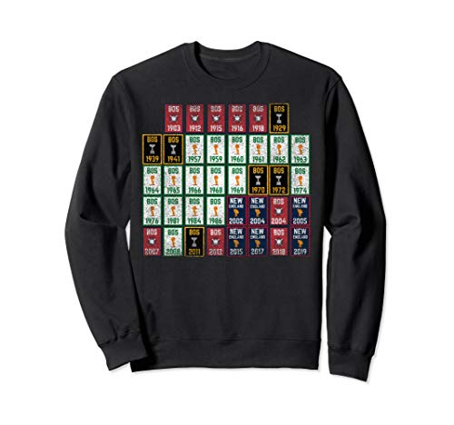 boston city of champions sweater - 1
