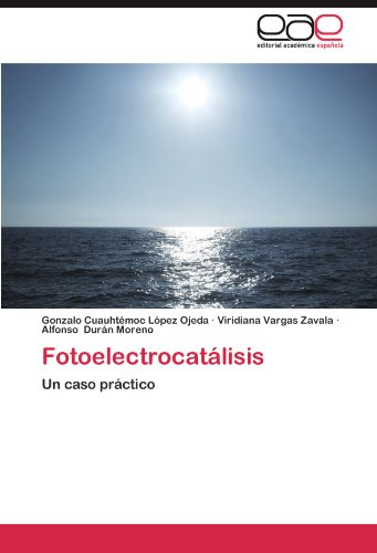 Descargar Libro Fotoelectrocatalisis Gonzalo Cuauht L. Pez Ojeda