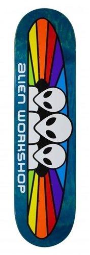 ALIEN WORKSHOP Skateboard Deck SPECTRUM LG 8.25
