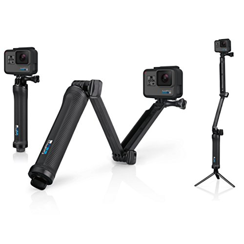 GoPro 3-Way Grip, Arm, Tripod (GoPro Official Mount) by GoPro