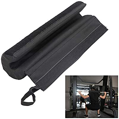 Greententljs Fitness Barbell Neck Pad Squat Pad, Neck & Shoulder Protective Pad Support for Squats, Hip Thrusts & Lunges, Fits Olympic & Standard Bars